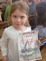 Aleksandrowianka Wiktoria odebrała pierwszą nagrodę w Sopocie [ZDJĘCIA]