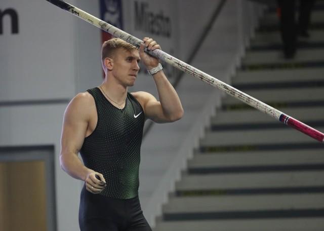 Piotr Lisek przypomni sobie 12 września młodzieńcze lata, bo właśnie na Golęcinie stawiał pierwsze kroki w swojej karierze tyczkarskiej