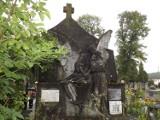 Gorlice. Pierwszy pomnik na parafialnym cmentarzu doczeka się remontu