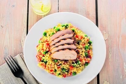 Szybki Obiad Moze Byc Zdrowy Przepisy Na Pelnowartosciowy Obiad
