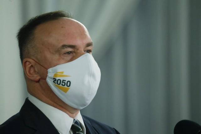 Michał Kobosko z początkiem listopada ub.r. zarejestrował w sądzie partię Polska 2050.