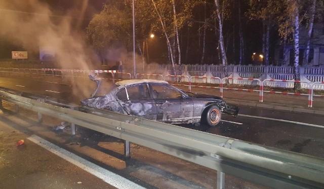 18-letni Kuba zginął w bagażniku płonącego auta. Sprawca tragedii nadal przebywa w areszcie