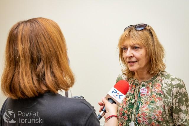Reżyserką spektaklu, który będzie prezentowany w ramach akcji, jest znana toruńska aktorka Anna Magalska