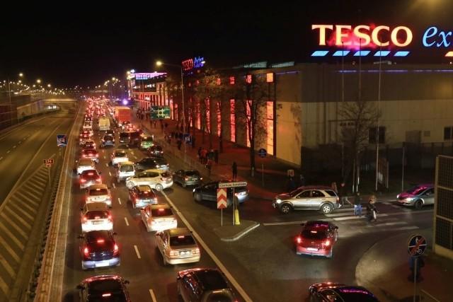 Największy sklep sieci Tesco w naszym regionie działa w Galerii Echo w Kielcach.