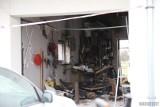 Eksplozja w Lędzinach. Policjanci ustalili, że 39-letnia ofiara wybuchu zbierała militaria. Śledztwo przejęła opolska prokuratura