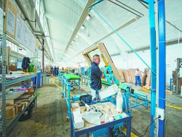 Największym pracodawcą w Zambrowskim Parku Przemysłowym jest obecnie irlandzka firma Keylite