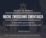 Nocne zwiedzanie cmentarza na ul. Bujwida we Wrocławiu