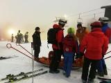 Kręci mnie bezpieczeństwo. Akcja informacyjno-edukacyjna na stoku ośrodka narciarskiego Soszów w Wiśle [ZDJĘCIA]