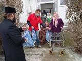 """Prawosławny Ośrodek Miłosierdzia ELEOS zorganizował akcję """"ELEOS na Święta"""" (zdjęcia)"""