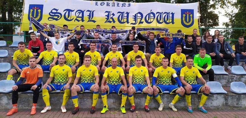 Piłkarze Stali Kunów są faworytem meczu ze Świtem Ćmielów, ale derby rządzą się swoimi prawami.