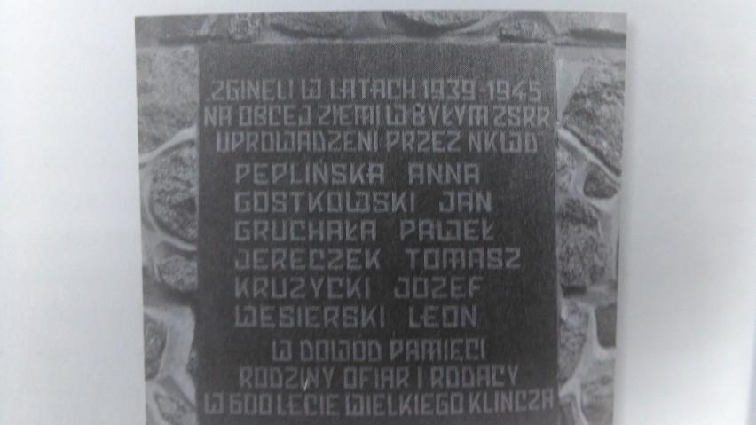 Z historii małych Ojczyzn. Wielki Klincz cz. VIII
