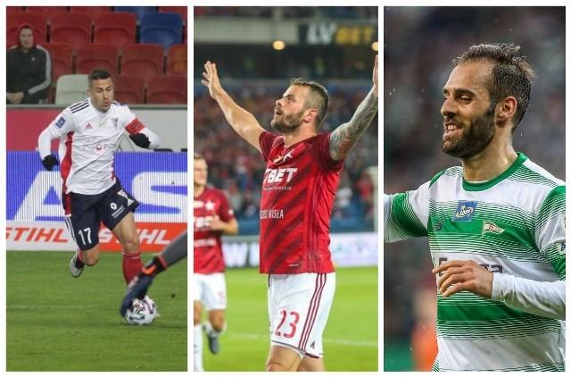 Każdy klub ma rywali, którym z łatwością przychodzi strzelanie goli gdy grają przeciwko sobie. Przedstawiamy listę zawodników, którzy zdobyli najwięcej bramek grając przeciwko Jagiellonii Białystok w rozgrywkach ekstraklasy.