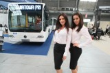 W Kielcach prezentują najnowocześniejsze autobusy świata. Są też modele sprzed lat (WIDEO, zdjęcia)