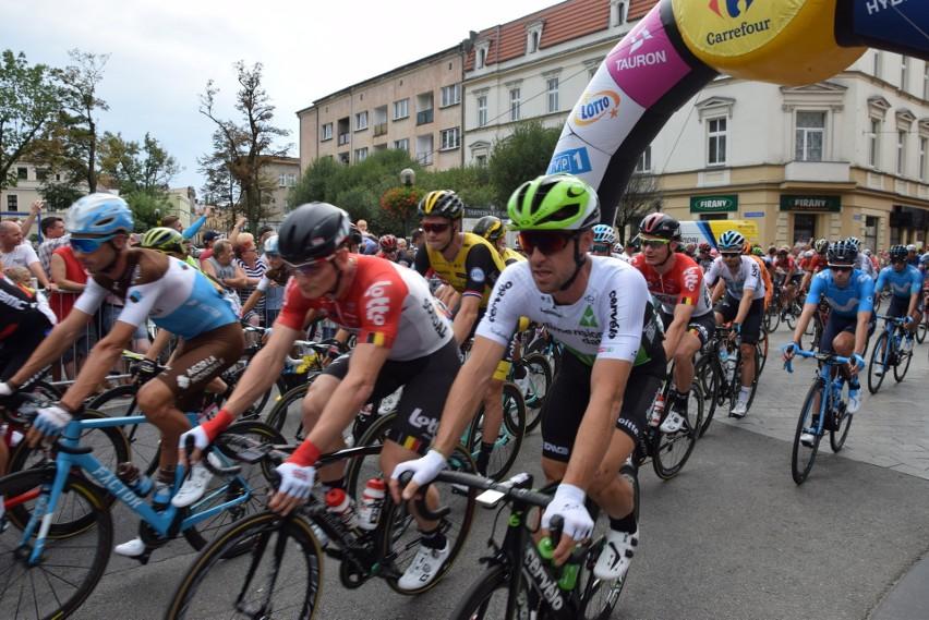 Peleton Tour De Pologne 2018 Przejechał Przez Tarnowskie