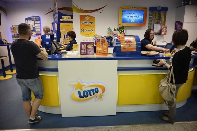 Padła główna wygrana w grze Lotto w Kujawsko-Pomorskiem