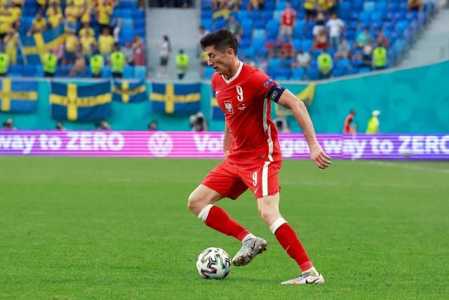 Robert Lewandowski okazał się być tym razem lepszym od Cristiano Ronaldo.