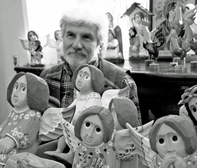 Waldemar Styperek zmarł 23 listopada 2012 roku. Za kilka dni w grudziądzkim muzeum otwarta zostanie wystawa jego rzeźb