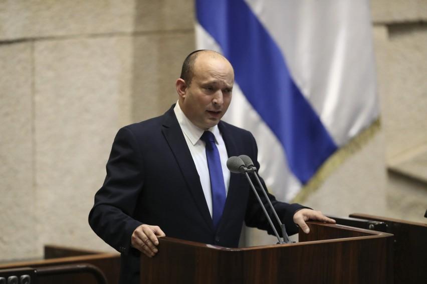 Izrael: koniec 12-letnich rządów Netanjahu. Nowym premierem został Naftali Bennett. Pogratulował mu już Joe Biden.