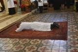 Ełk. Święcenia diakonatu w katedrze. W tym roku odbyły się w inny sposób