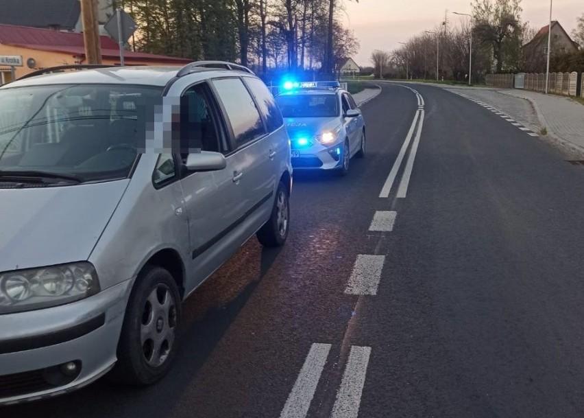 Policjanci z Namysłowa zatrzymali pijanych kierowców.