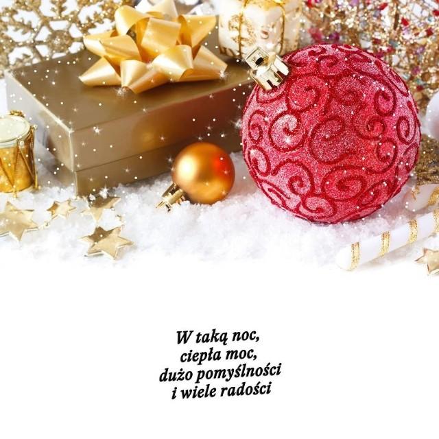 Piękne życzenia świąteczne Na Boże Narodzenie 2019
