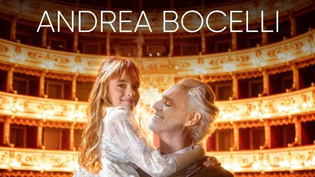 """Andrea Bocelli da przedświąteczny koncert """"Believe in Christmas"""". Transmisja już 12 grudnia 2020 r. o godz. 21.00. Gdzie transmisja Online?"""