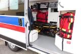 Bielsko-Biała. Hejt na pracowników pogotowia ratunkowego: Pajace w zmowie z rządem. Poszło o karetkę dla Ukrainy