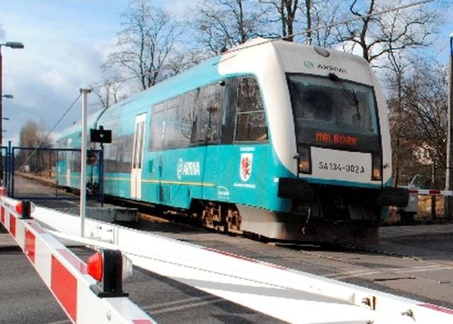 Likwidacja połączeń kolejowych, jeśli do niej dojdzie, ma nastąpić dopiero po 2020 roku. Przedstawiciele przewoźnika Arriva, który wozi pasażerów m.in. do Brodnicy i Malborka już są zaniepokojeni.