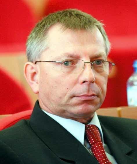 Włodzimierz Leszek Kusak, radny, Platforma Obywatelska. SMS: radni.16 pod nr 72051