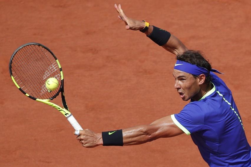 Rafael Nadal został pierwszym tenisistą w Erze Open, któremu...