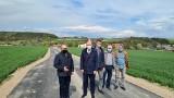 Przebudowa drogi w Lubczy w gminie Wodzisław została zakończona. Do użytku oddano 420-metrowy odcinek (ZDJĘCIA)