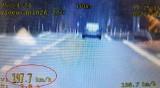 Pędziła 200 km/h. Jej szaleńczą jazdę przerwali policjanci. Okazało się, że 30-latka nie miała już prawa jazdy