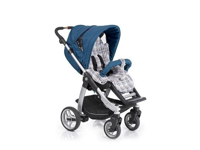 Oto wersja spacerowa wózka dla dzieci Cosmo z włocławskiej firmy Newell Poland Production