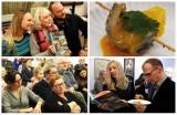 Ambasada Śledzia w Białymstoku. Spotkanie z autorami książki. Były opowieści o rybie i wielka degustacja (zdjęcia)