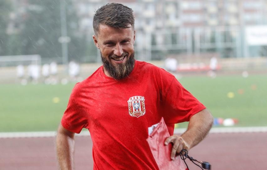 Trener resoviaków, Szymon Grabowski wprowadził swój zespół do baraży
