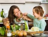 Dziecko w kuchni - sposób na wspólną zabawę