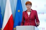 Elżbieta Rafalska w Poznaniu: Matczyne emerytury to docenienie trudu wychowawczego