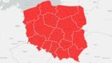 Koronawirus. Żółta strefa i czerwona strefa. Które powiaty w Polsce mają dodatkowe obostrzenia? [ZASADY, LISTA POWIATÓW]