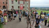 Mistrzostwa Łuczników 3D na zamku w Golubiu-Dobrzyniu. Zobacz zdjęcia