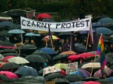 Czarny Wtorek w Poznaniu - kobiety spotkają się na placu Wolności