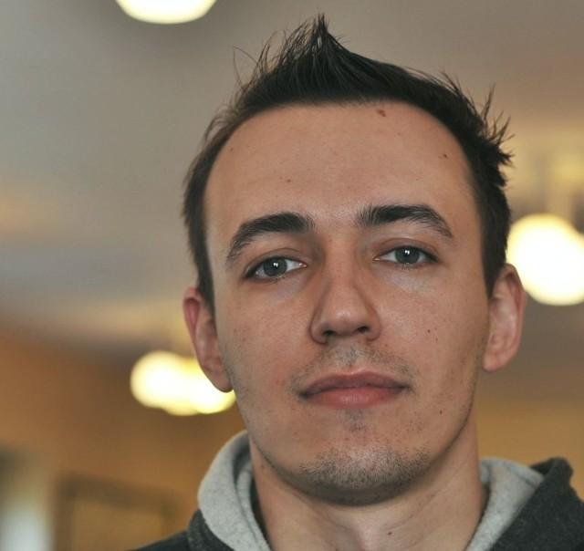 Adam Borys, redaktor działu miejskiego Gazety Pomorskiej.