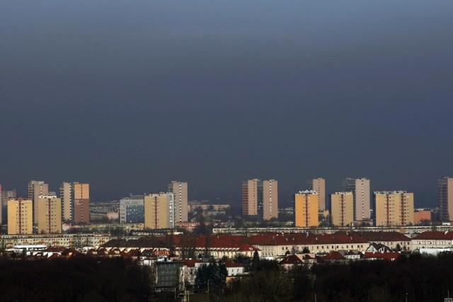 Czy 27 stycznia jest smog w Poznaniu?