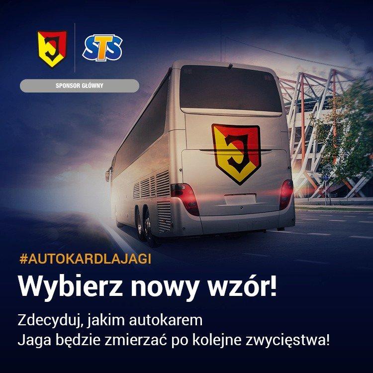4b8a94f150823 STS – sponsor główny Jagiellonii Białystok i największy bukmacher w kraju –  uruchomił specjalne głosowanie,