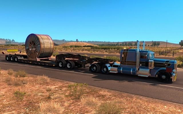 American Truck Simulator: Heavy Cargo PackAmerican Truck Simulator: Heavy Cargo Pack