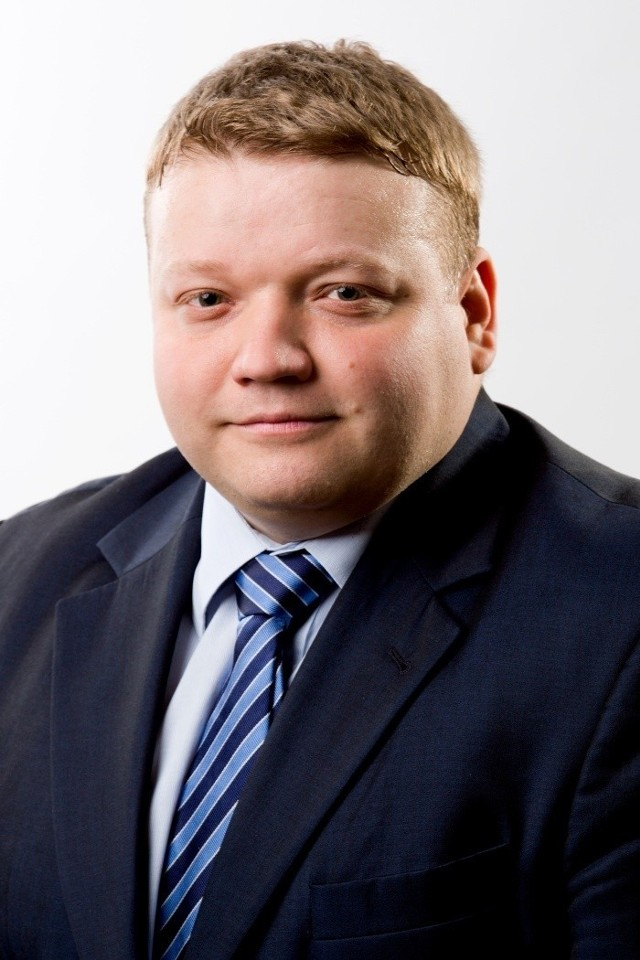 Radosław Jarema, dyrektor polskiego oddziału AKCENTA