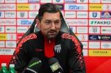 """Trener Sandecji komentuje triumf: """"To chwile, które mnie denerwują"""""""
