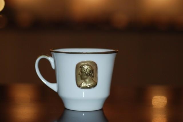 Filiżanka z Chopinem z fabryki Porcelany AS w Ćmielowie podbiła targi w Birmingham