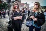 #Czarny Protest przeciwko zaostrzeniu ustawy aborcyjnej