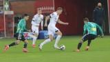 Widzew - Legia 0:1. Łodzianie bez szans w starciu z mistrzem ZDJĘCIA