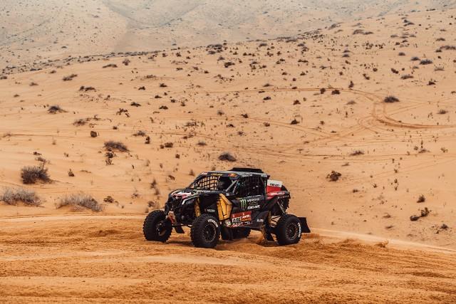 """Domżała i Marton na podium Rajdu Dakar. """"Mentalnie to był najtrudniejszy etap"""""""